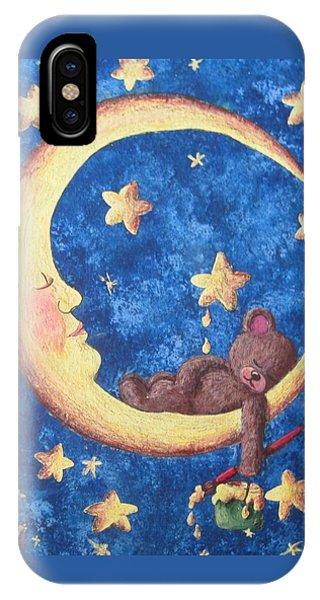 Teddy Bear Dreams IPhone Case