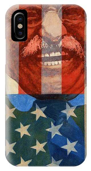 Teddy Roosevelt IPhone Case