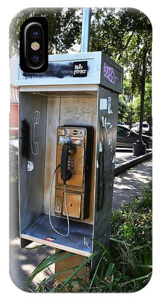 Telephone Box Phone Case by Victoria Clark