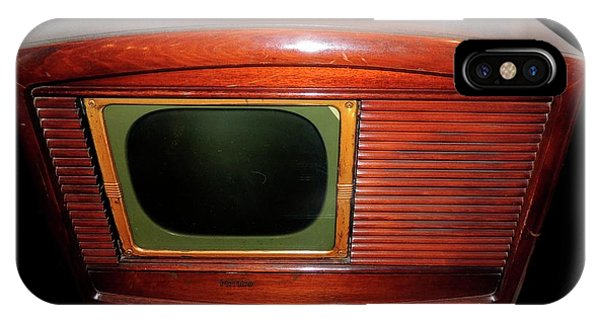 Television Manufactured By Philco Phone Case by Universal History Archive/uig