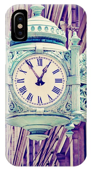 Telling Time IPhone Case