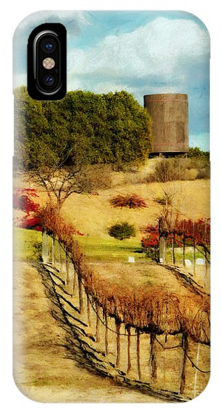 Temecula Wine Country IPhone Case