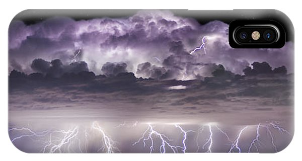 Texas iPhone Case - Tempest - Craigbill.com - Open Edition by Craig Bill