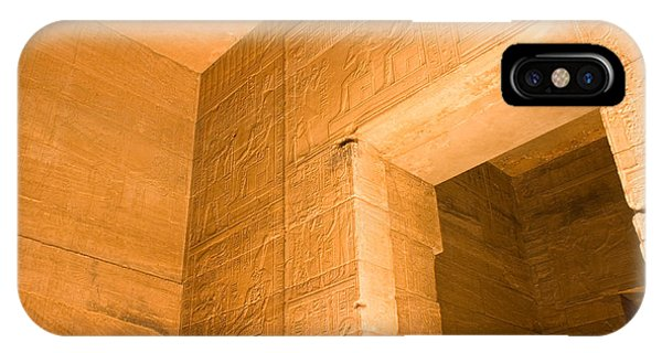 Temple Interior IPhone Case