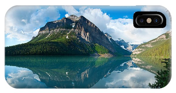 Temple Mountain IPhone Case