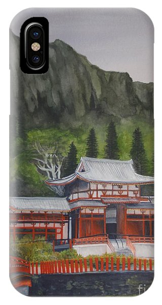 Temple Of Equality IPhone Case