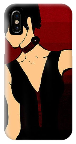 Temptress IPhone Case