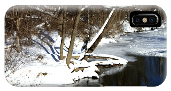 Ten Mile River Ne View IPhone Case