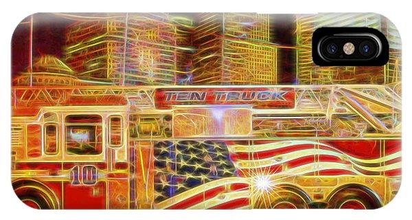 Ten Truck IPhone Case