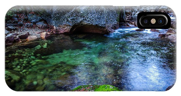 Teneya Creek Yosemite National Park IPhone Case