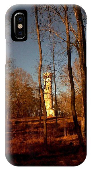 Tennessee Battle Fort IPhone Case