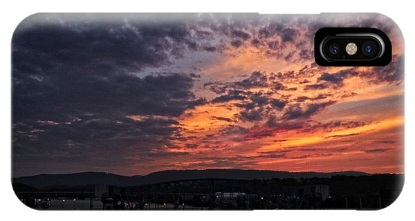 Tennessee River Sunset 2 IPhone Case