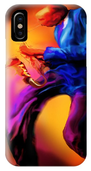 Tenors Groove IPhone Case