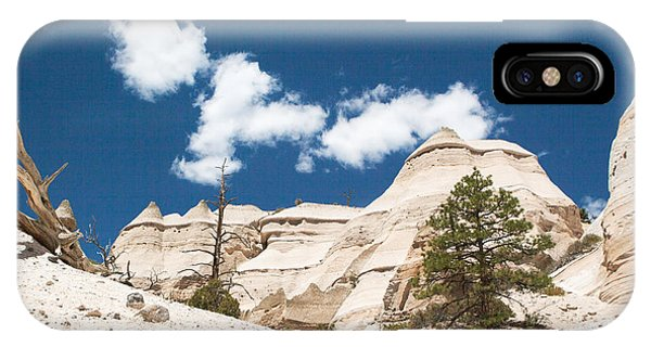 High Noon At Tent Rocks IPhone Case