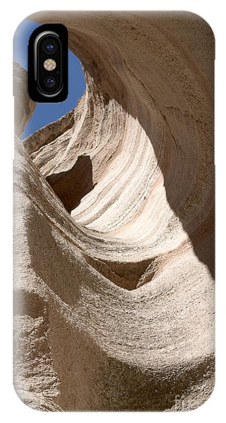 Tent Rocks IPhone Case