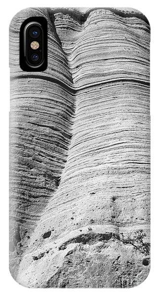 Tent Rocks Wall IPhone Case