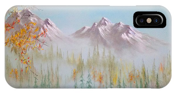 Termination Dust IPhone Case