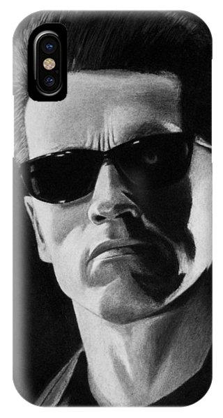 Terminator IPhone Case