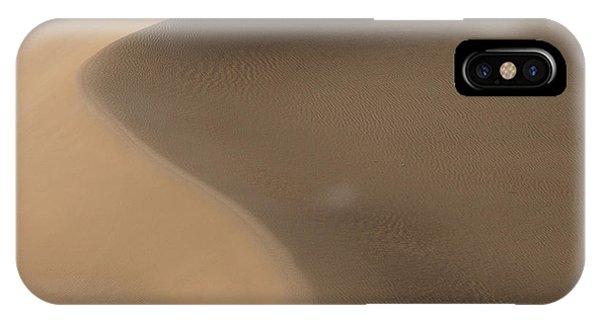 Dunes iPhone Case - Terra Incognita Xxxiii by Will Nourse