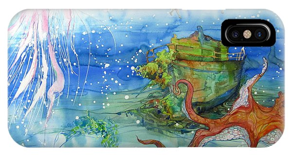 Territory Phone Case by Maya Simonson