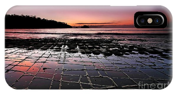 Tesselated Pavement Sunrise IPhone Case