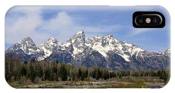 Teton Majesty IPhone Case