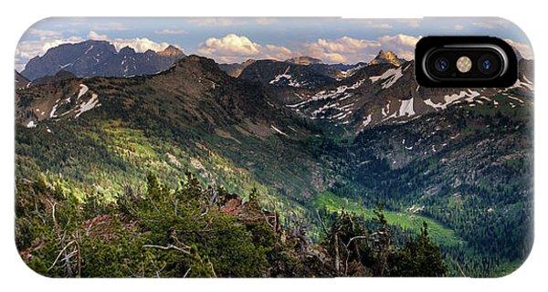 Teton Panoramic IPhone Case