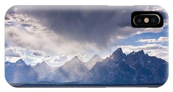 Teton Storm IPhone Case
