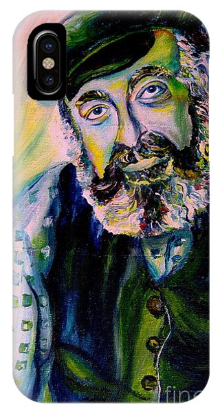Tevye Fiddler On The Roof IPhone Case