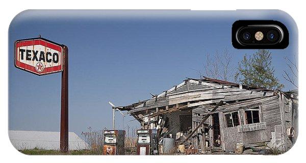 Texaco Country Store IPhone Case