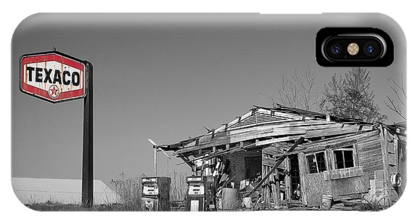 Texaco Country Store With Sign IPhone Case