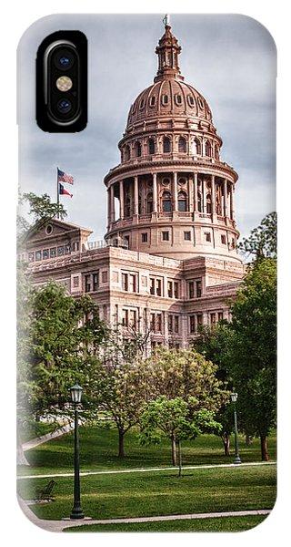 Texas Pride IPhone Case