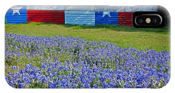Texas Proud IPhone Case