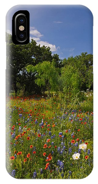 Texas Spring Spectacular IPhone Case