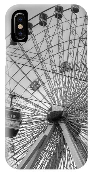 Texas Star Ferris Wheel IPhone Case