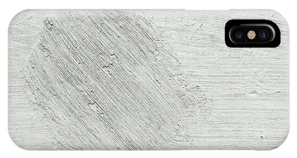 Stone Wall iPhone Case - Textured Stone Background by Tom Gowanlock