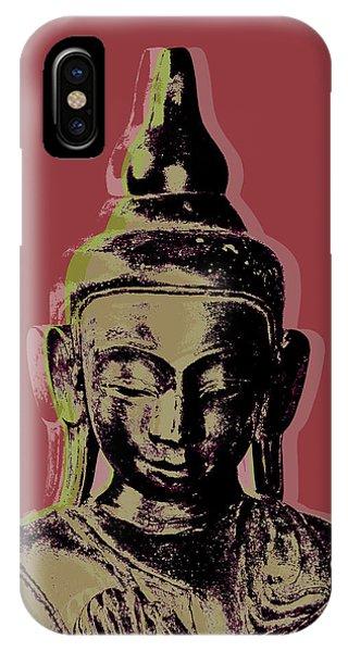 Thai Buddha #1 IPhone Case