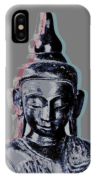 Thai Buddha #2 IPhone Case
