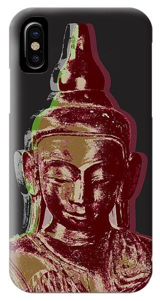 Thai Buddha #3 IPhone Case