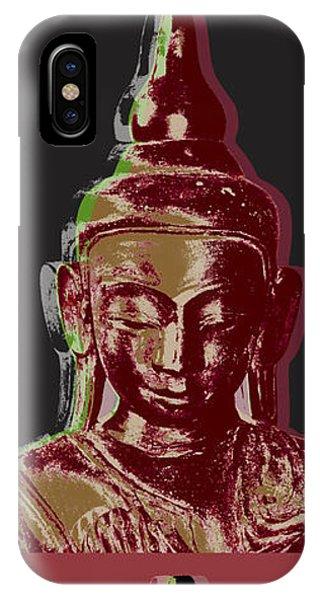 Thai Buddha IPhone Case