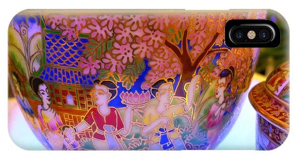 Thai Design Ceramics IPhone Case