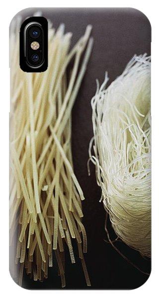 Thai Rice Noodles IPhone Case