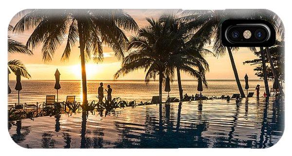 Thai Sunset IPhone Case