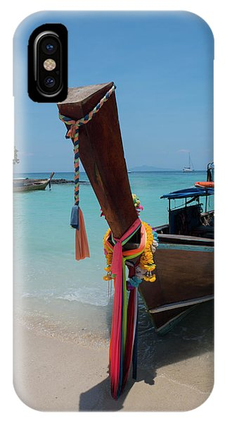 Oceanfront iPhone Case - Thailand, Phuket, Andaman Sea by Cindy Miller Hopkins