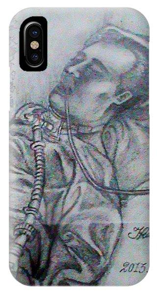 Thank You For Nurse IPhone Case