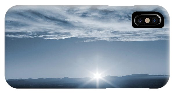 Thanksgiving Sunrise Mount Soledad  IPhone Case