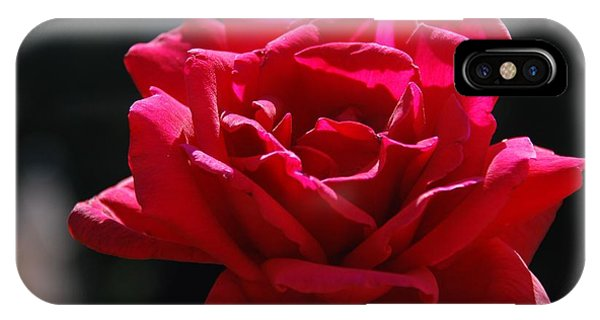 That Which We Call A Rose IPhone Case