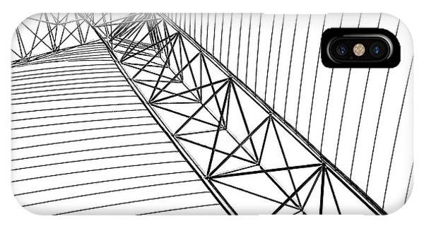 Energy iPhone Case - The Abstract by Kahar Lagaa