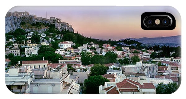 Greece iPhone Case - Athens by Rod McLean