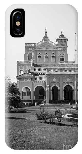 The Aga Khan Palace IPhone Case
